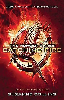 Catching Fire by Suzanne Collins (Paperback, 2013)-9781407138336-J004