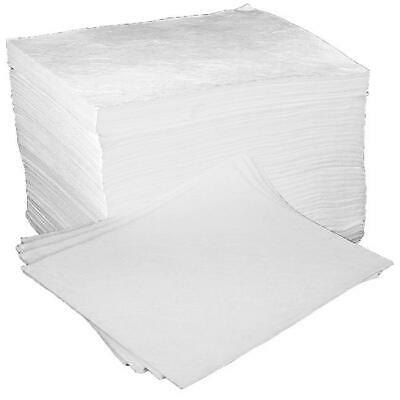 Fentex Oil & Fuel Absorbent Pads Ref OB100MF [Pack 100]