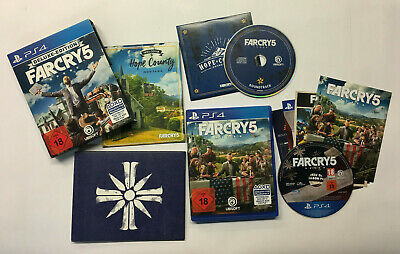 Playstation 4 PS4 | FAR CRY 5 Deluxe Edition | Deutsche Version | OVP | ANGEBOT