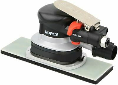 Rupes Pneumatic Orbital Flat Bed Palm Sander RE21ALN 70X198 3mm Orbit