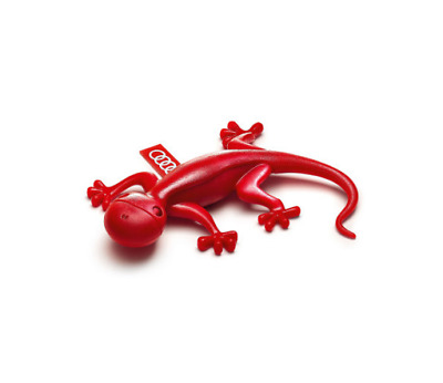 Genuine Audi Red Gecko Herby Floral Car Vent Air Freshener - 000087009B