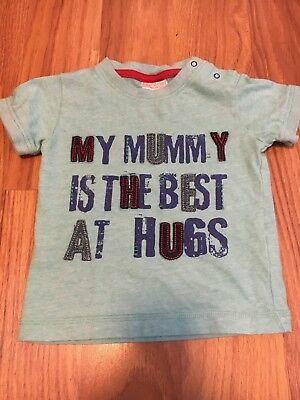 Next Baby Boy T-Shirt Age 3-6 Months