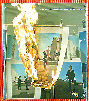 PINK FLOYD - WISH YOU WERE HERE    Hybrid Multichannel & Stereo  SACD  SEALED