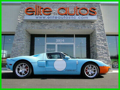 2006 Ford Ford Gt 2006 Ford Gt Heritage Edition Only 418 Miles