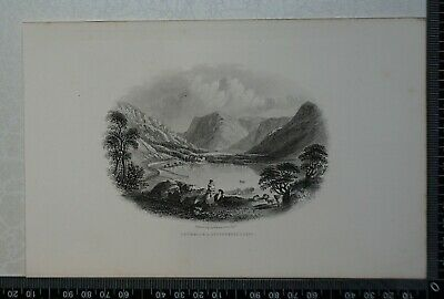 c1875 - Crummock & Buttermere Lakes - Lake District
