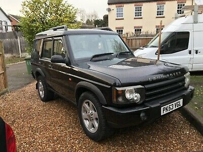 Land Rover discovery2 td5 es auto 7 seater