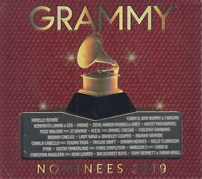 Grammy Nominees 2019 CD NEW Various Artists SHIPPING NOW !