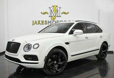 2017 Bentley Bentayga W12 ($273,525 MSRP!!)....HIGHLY OPTIONED! 2017 Bentley Bentayga W12~ $273,525 MSRP! ~ WHITE ON RED ~ REAR DVD~ NAIM AUDIO