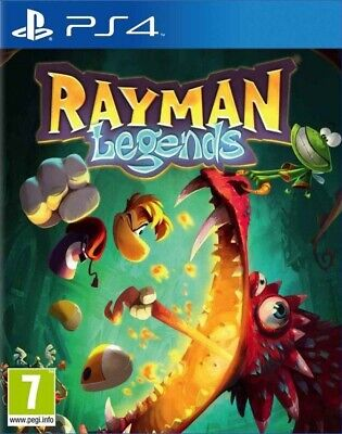 Rayman Legends | PS4 | No CD