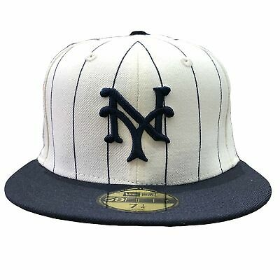 1922 World Series New York Giants Vintage MLB Fitted Cap