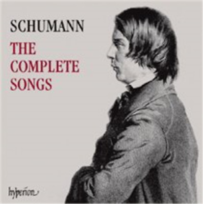 Robert Schumann: The Complete Songs (US IMPORT) CD NEW