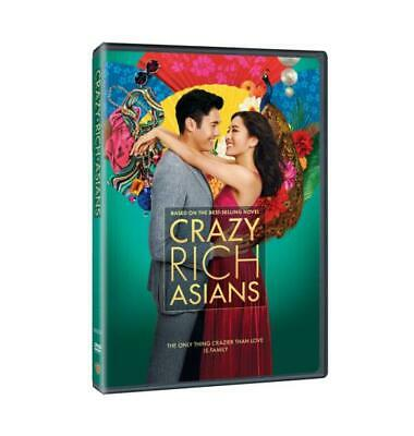 Warner Brothers Crazy Rich Asians (DVD)