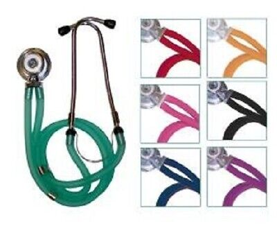 TD1-13-308 Twin-Tube (Sprague Rappaport) Stethoscope - Purple