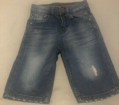 Zara Kids boys denim shorts size 6-7
