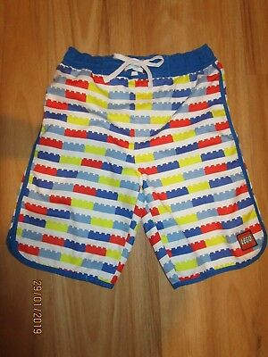 Boys Lego Board Shorts Size 7
