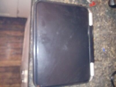 RCA Portable DVD Player DRC6317E In Good Working Condition With Outlet Charger