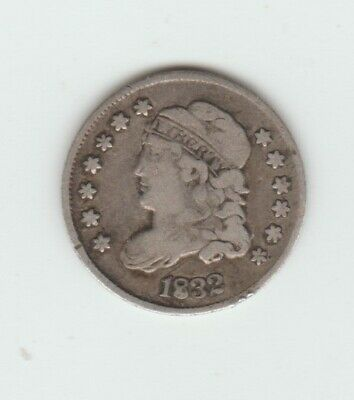 1832 Capped Bust Half Dime,  VF