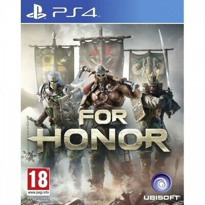 For Honor PS4 Game | PlayStation 4 - New Game