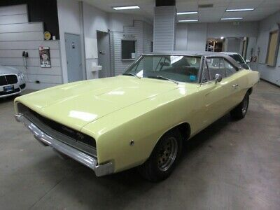 1968 Charger R/T 1968 Dodge Charger R/T 67,278 Miles Yellow  440CI Automatic