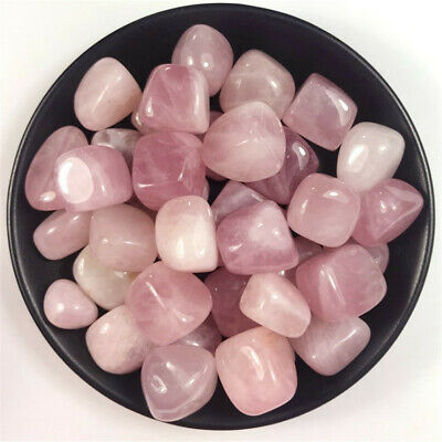 Pink Crystal Ore Crushed Gravel Stone Chunk Lots Degaussing Improve Cheaply