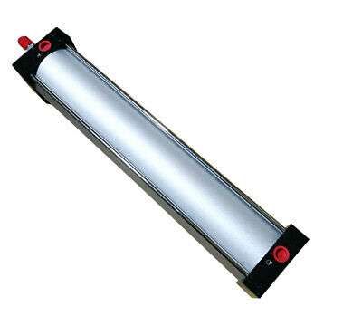 """New Pneumatic Standard Cylinder SC 100 x 450 Bore:4"""" Stroke:18"""" Dual Action"""