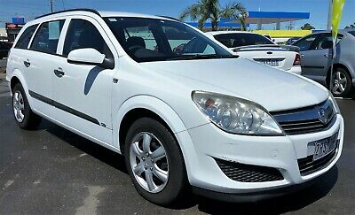 "HOLDEN ASTRA CD with REG & ""RWC OPTION"""
