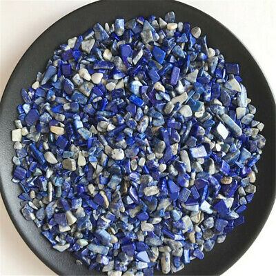 Lapis lazuli Ore Crushed Gravel Stone Chunk Lots Degaussing Improve Accessories