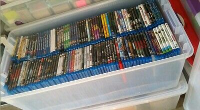 Over 250 Blu Ray Movies For Individual Sale 5$ each  Like New Condition