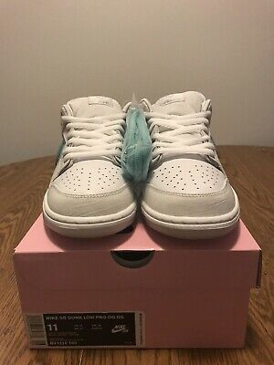 2005 NIKE X Diamond Supply Co. Dunk Low Pro SB Tiffany 12 304292 402 ... fdfff3a07