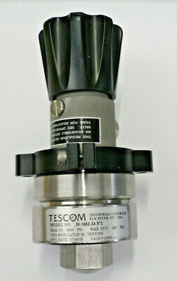 TESCOM 26-1662-24-371 Series Venting Pressure Regulator