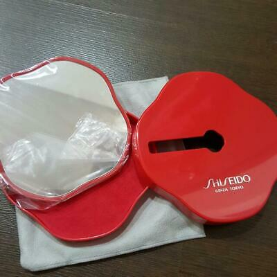 Shiseido Red Camellia Mirror Limited Edition