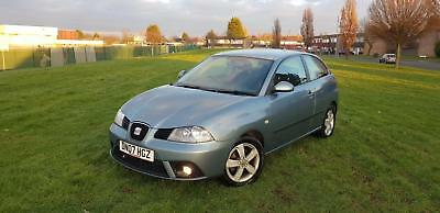 Seat Ibiza 1.2 12v 2007MY Reference 12 MONTHS MOT 2 KEYS IDEAL FIRST CAR.
