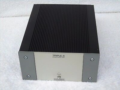 Musical Fidelity TRIPLE-X CD Player DAC OR Amplifier Power Supply Unit