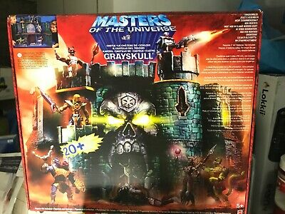 Mattel - Masters of The Universe MOTU - Castle Grayskull Action Figure Playset