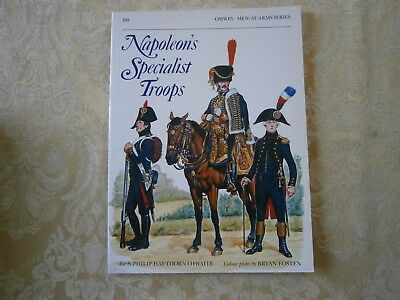 Osprey Men-At-Arms Series 199 Napoleon's Specialist Troops