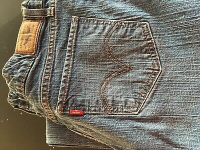 ladies levi jeans size 14