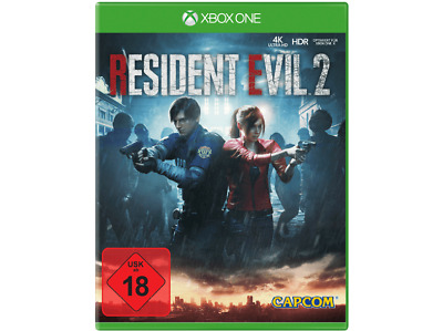 Resident Evil 2 HD Remake (XBox One)  (UNCUT)