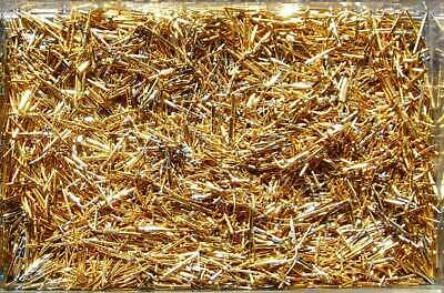1/2LB (227g) Fully Gold Plated Medical Pins gold recovery scrap