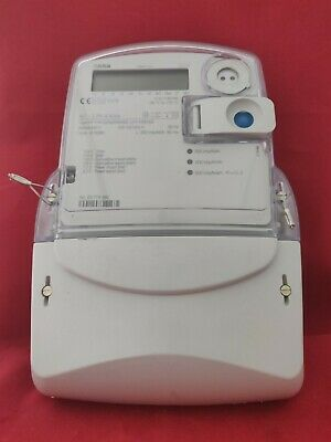 Iskra Mt174 120A 3Phase Electrical Meter 2014