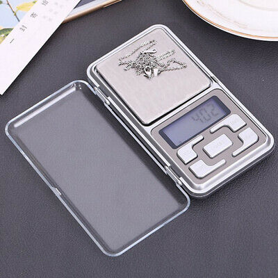 0.001g-500g Mini Digital Jewelry Pocket Scale| Gram Precise Weighing Balance Pro
