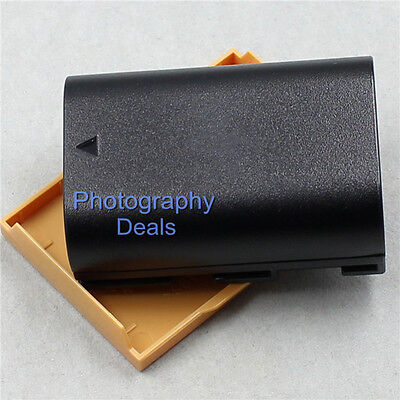 Replacement For Canon LP-E6N Battery For Canon EOS 7D Mark II 5DS 80D 6D LC-E6E