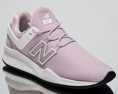 NEW BALANCE 247 Deconstructed Women's New Pink Purple White Sneakers  WS247-DNC