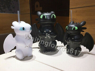 How To Train Your Dragon The Hidden World Toothless Lightfury Cup Popcorn Bucket