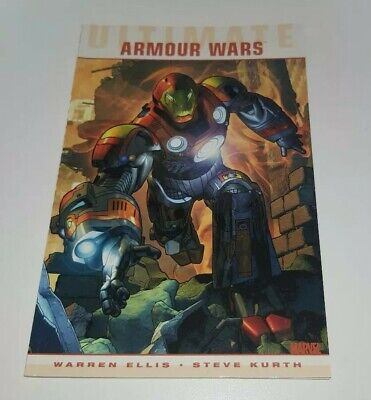 Ultimate Armour Wars Graphic Novel (Marvel,  2010)