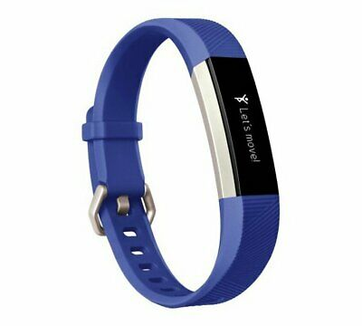Fitbit Ace Kids LED Bluetooth Activity Tracker Electric Blue BRAND NEW & SEALED