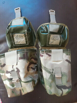 MTP Webbing Pouches - Never been used!