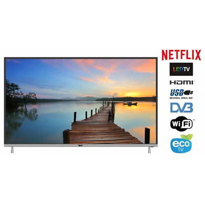 Smart Tv 55 Pollici Led Blue 4K 55Bu800 Europa - Nero