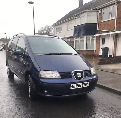 SEAT Alhambra 1.9 TDI PD Reference 5dr , like Sharan & ford galaxy