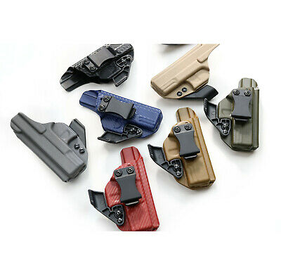 BRADEC: IWB CONCEALMENT Holster for Glock 43, 43X - $24 00