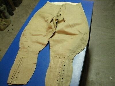 Cavalry Riding Britches 1930'S Size 30 26